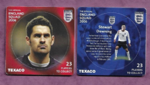 England Stewart Downing Middlesbrough (Tex)